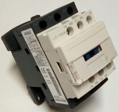 CONTACTOR SERIE DN 09 AMP 220VAC